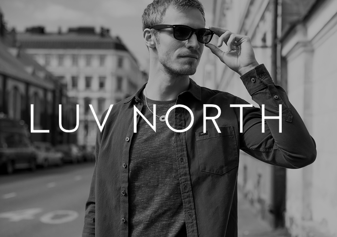 LUV NORTH - Design Brand